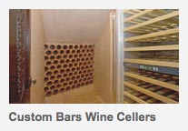 Custom Bars & Wine Cellars